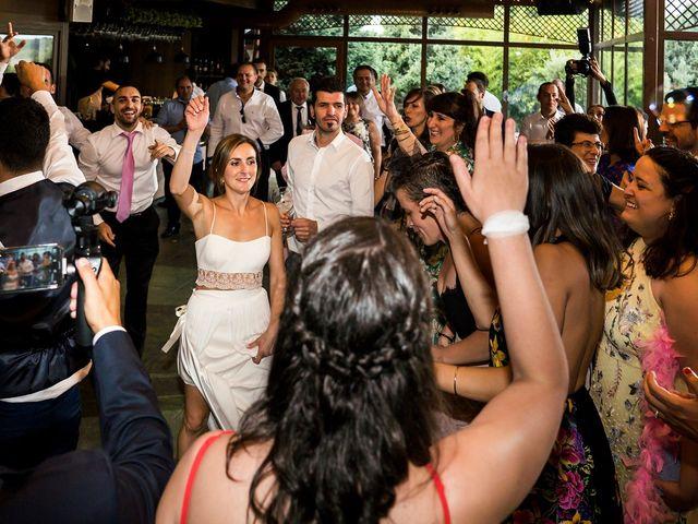 La boda de Pablo y Noly en Chantada (Casco Urbano), Lugo 130