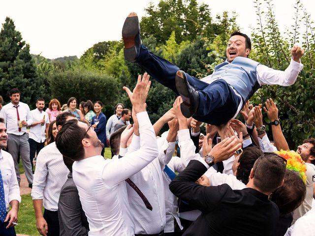 La boda de Pablo y Noly en Chantada (Casco Urbano), Lugo 133