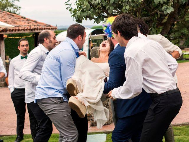 La boda de Pablo y Noly en Chantada (Casco Urbano), Lugo 136