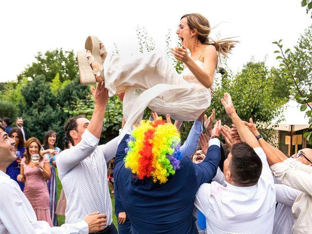 La boda de Pablo y Noly en Chantada (Casco Urbano), Lugo 137