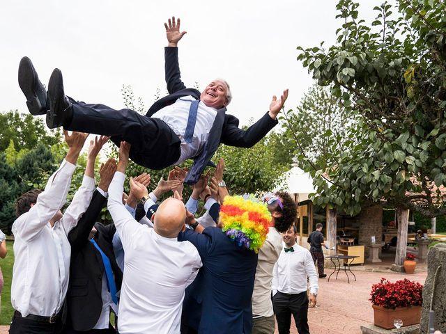 La boda de Pablo y Noly en Chantada (Casco Urbano), Lugo 139