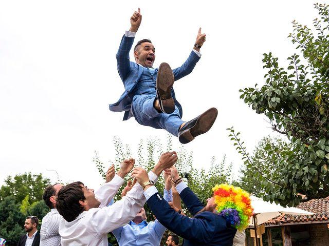 La boda de Pablo y Noly en Chantada (Casco Urbano), Lugo 140