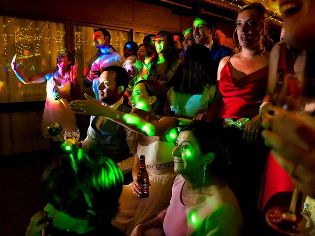 La boda de Pablo y Noly en Chantada (Casco Urbano), Lugo 144