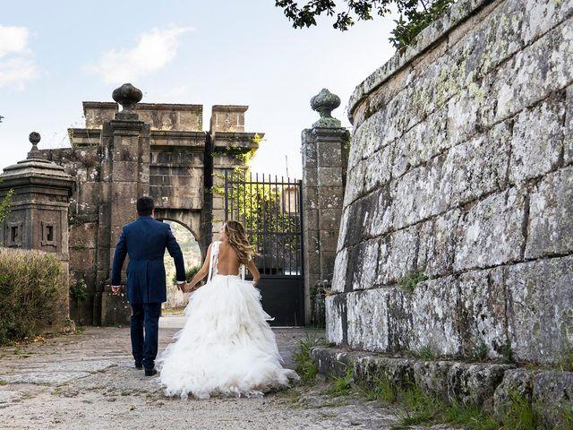 La boda de Pablo y Noly en Chantada (Santa Marina), Lugo 164