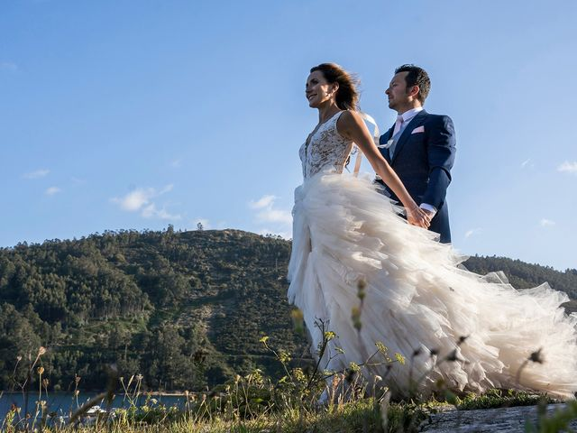 La boda de Pablo y Noly en Chantada (Casco Urbano), Lugo 166