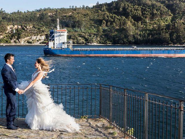 La boda de Pablo y Noly en Chantada (Santa Marina), Lugo 167