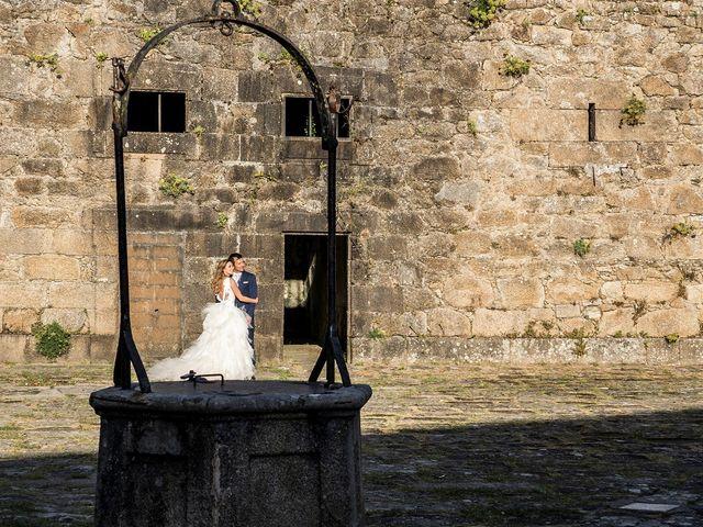 La boda de Pablo y Noly en Chantada (Casco Urbano), Lugo 168