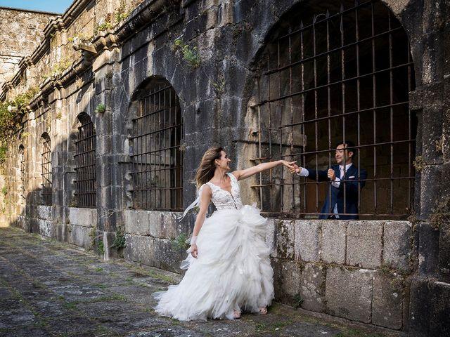 La boda de Pablo y Noly en Chantada (Casco Urbano), Lugo 169