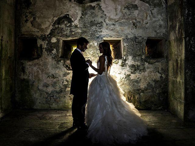 La boda de Pablo y Noly en Chantada (Casco Urbano), Lugo 170