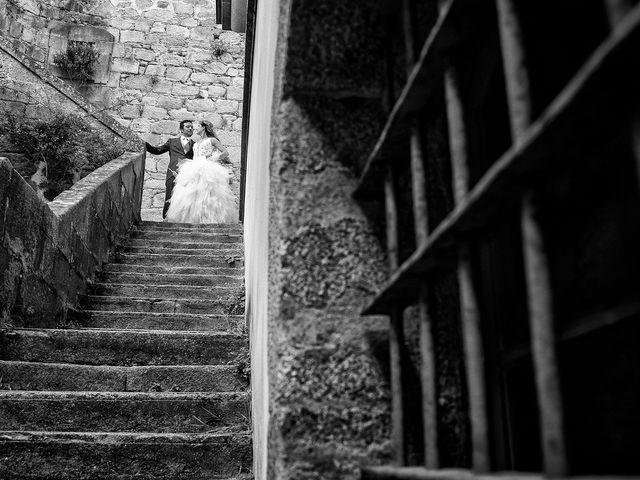 La boda de Pablo y Noly en Chantada (Santa Marina), Lugo 171