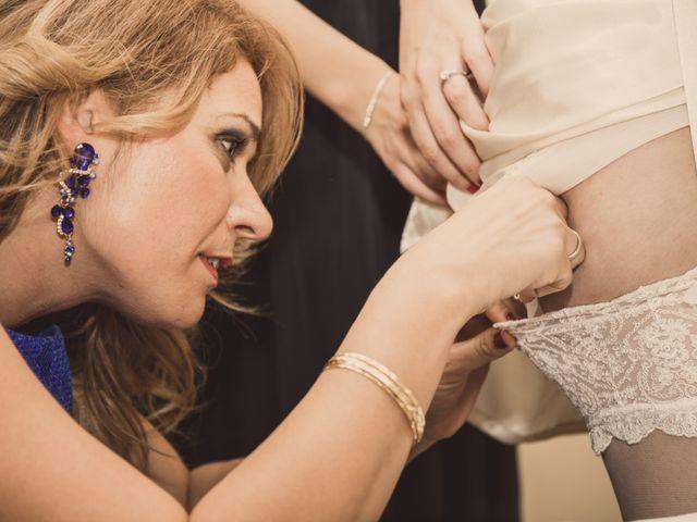 La boda de Javier y Silvia en Carranque, Toledo 23