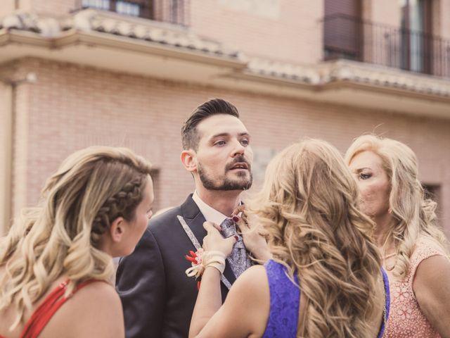 La boda de Javier y Silvia en Carranque, Toledo 27