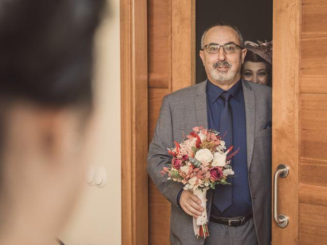 La boda de Javier y Silvia en Carranque, Toledo 28
