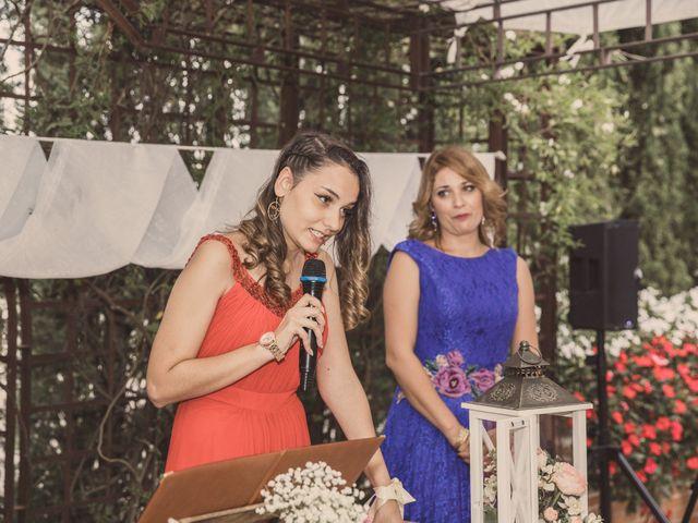 La boda de Javier y Silvia en Carranque, Toledo 33