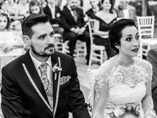 La boda de Javier y Silvia en Carranque, Toledo 35