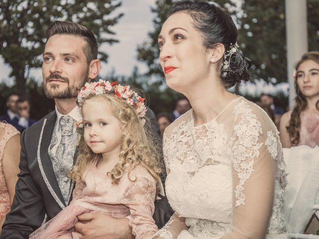 La boda de Javier y Silvia en Carranque, Toledo 41