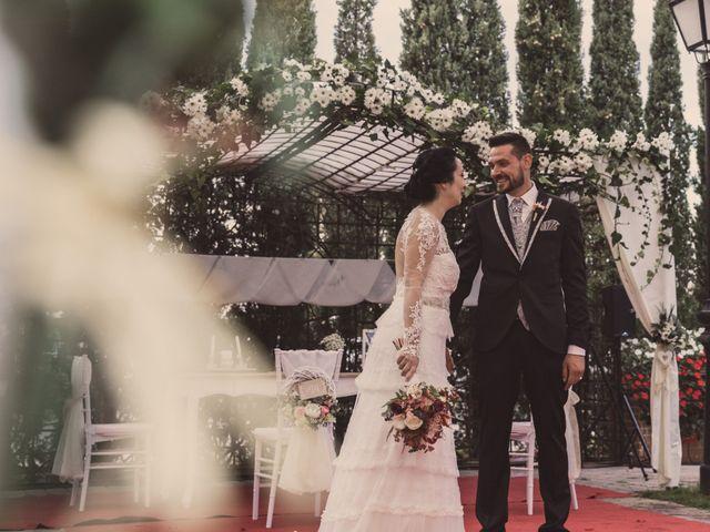 La boda de Javier y Silvia en Carranque, Toledo 1