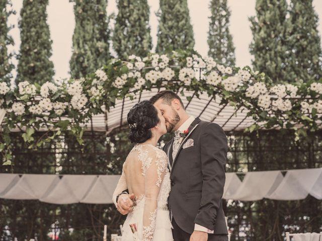La boda de Javier y Silvia en Carranque, Toledo 45