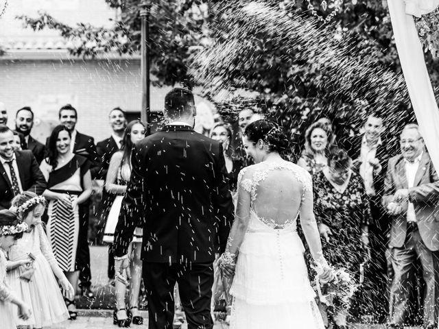 La boda de Javier y Silvia en Carranque, Toledo 47