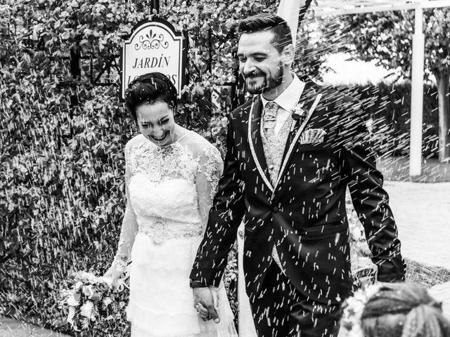 La boda de Javier y Silvia en Carranque, Toledo 48