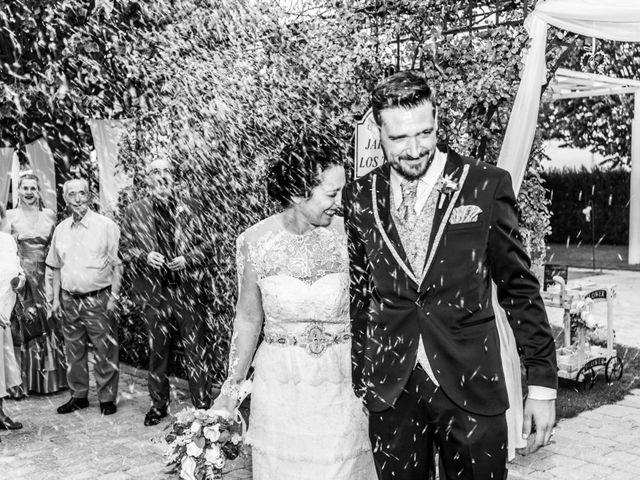 La boda de Javier y Silvia en Carranque, Toledo 49