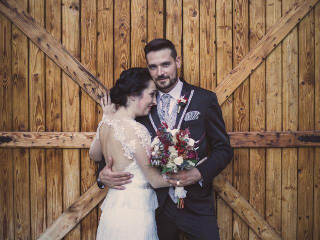 La boda de Javier y Silvia en Carranque, Toledo 2