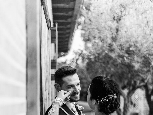 La boda de Javier y Silvia en Carranque, Toledo 56