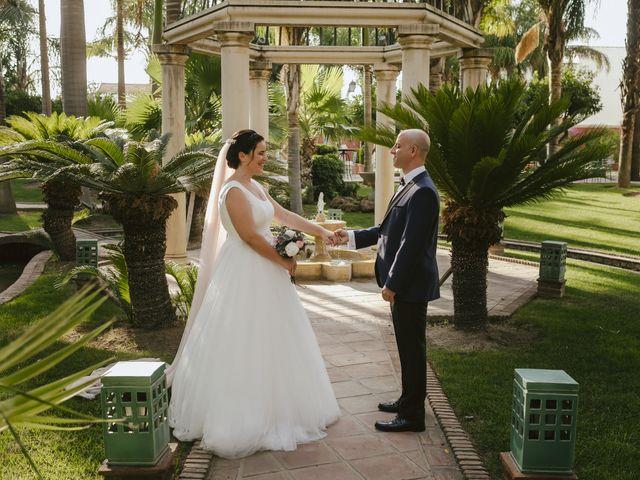 La boda de Álvaro y Esperanza en Málaga, Málaga 24