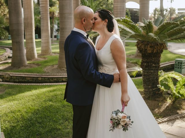 La boda de Álvaro y Esperanza en Málaga, Málaga 27