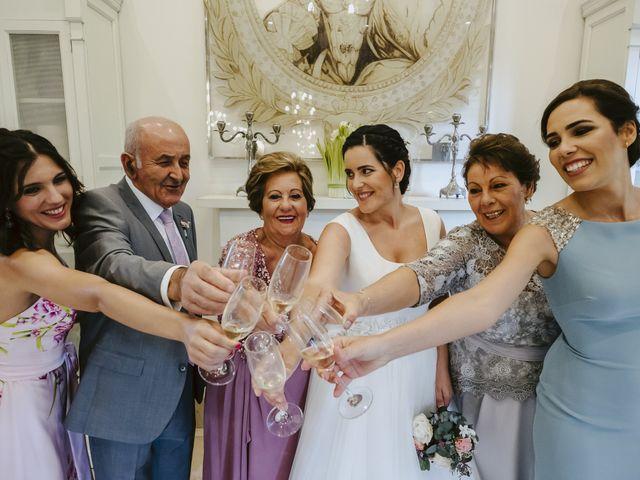 La boda de Álvaro y Esperanza en Málaga, Málaga 32