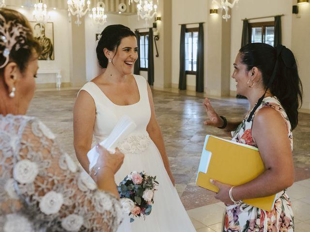 La boda de Álvaro y Esperanza en Málaga, Málaga 33