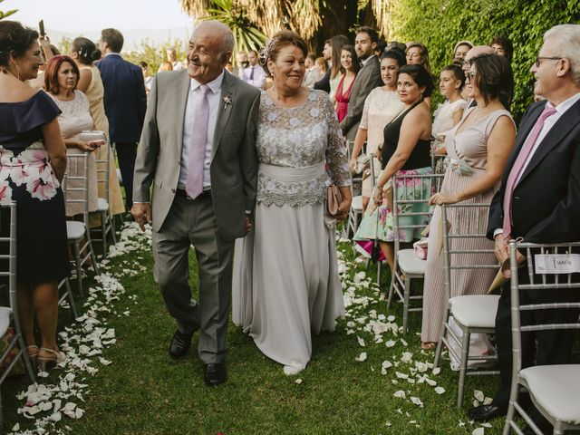 La boda de Álvaro y Esperanza en Málaga, Málaga 35