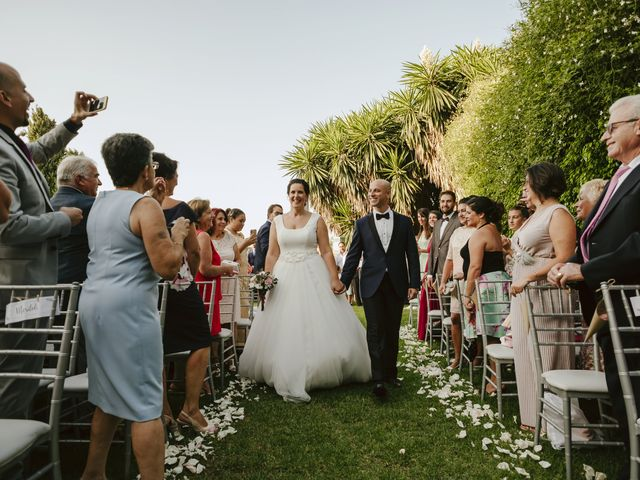 La boda de Álvaro y Esperanza en Málaga, Málaga 37