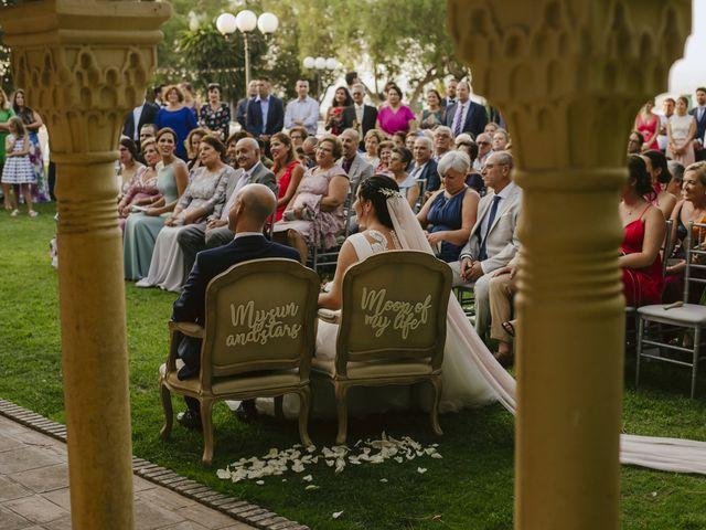 La boda de Álvaro y Esperanza en Málaga, Málaga 38