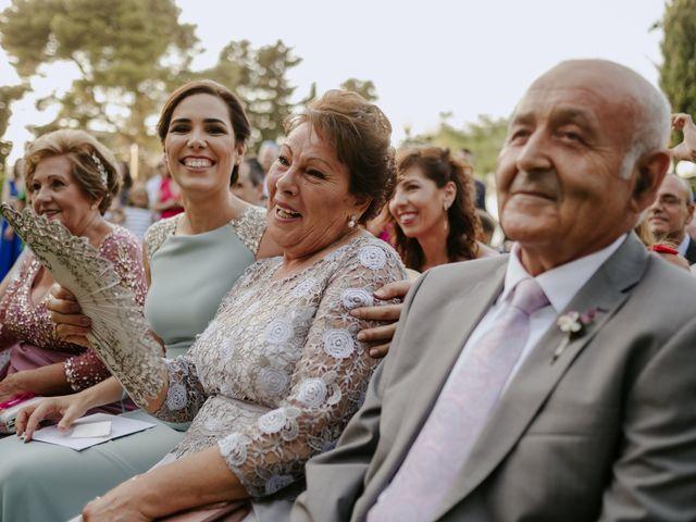 La boda de Álvaro y Esperanza en Málaga, Málaga 39