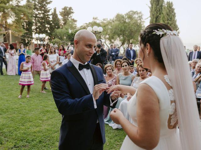 La boda de Álvaro y Esperanza en Málaga, Málaga 41