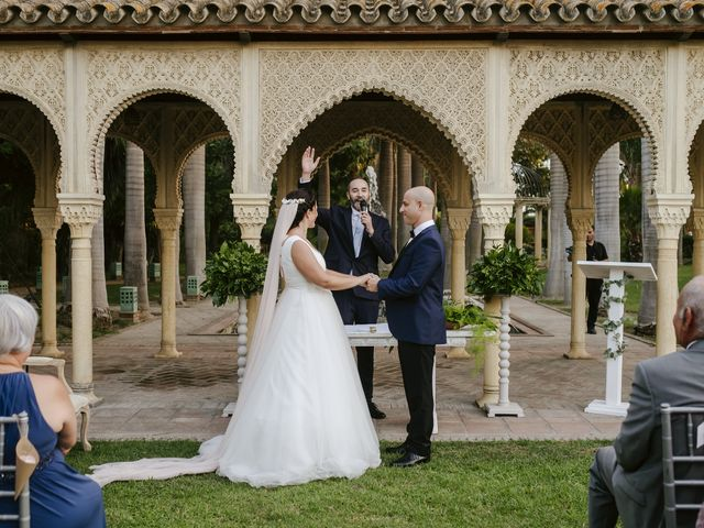 La boda de Álvaro y Esperanza en Málaga, Málaga 43