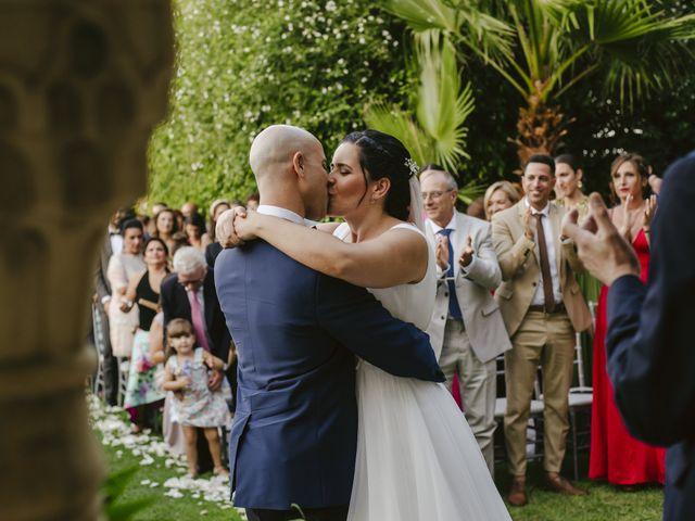 La boda de Álvaro y Esperanza en Málaga, Málaga 45