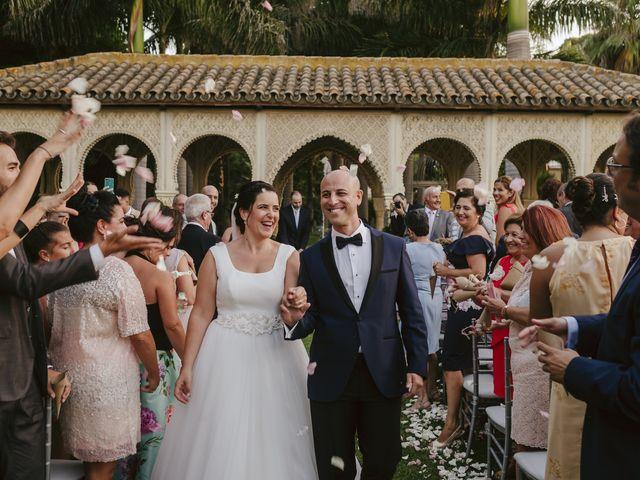 La boda de Álvaro y Esperanza en Málaga, Málaga 46
