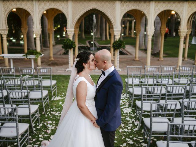 La boda de Álvaro y Esperanza en Málaga, Málaga 47