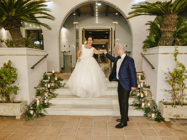 La boda de Álvaro y Esperanza en Málaga, Málaga 50