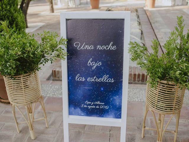 La boda de Álvaro y Esperanza en Málaga, Málaga 55