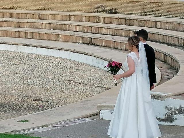La boda de Daniel y Patrycja en Palos De La Frontera, Huelva 2