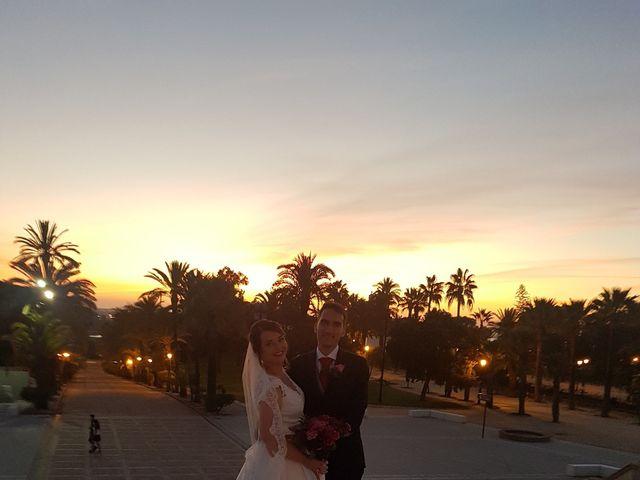 La boda de Daniel y Patrycja en Palos De La Frontera, Huelva 6