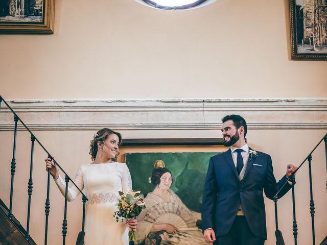 La boda de Pablo y Estefanía en Valladolid, Valladolid 40