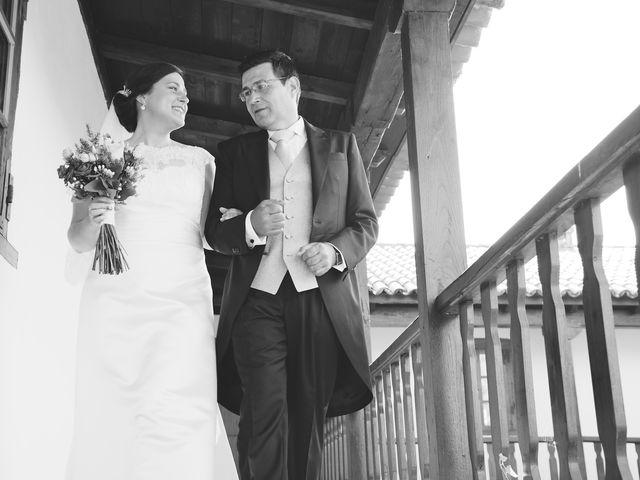 La boda de Pablo y Vane en Telleiro, A Coruña 9