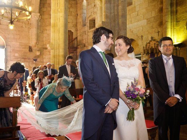 La boda de Pablo y Vane en Telleiro, A Coruña 1