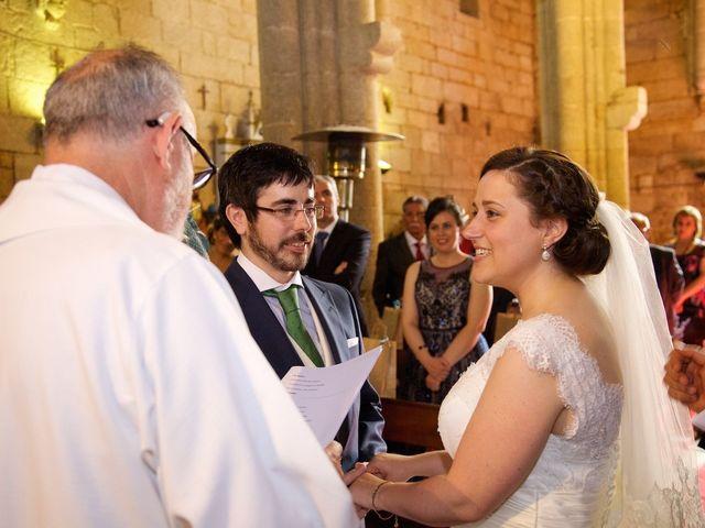 La boda de Pablo y Vane en Telleiro, A Coruña 11