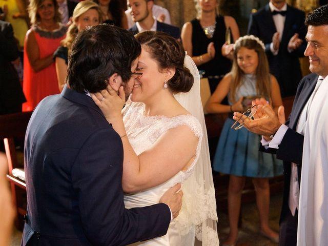 La boda de Pablo y Vane en Telleiro, A Coruña 12