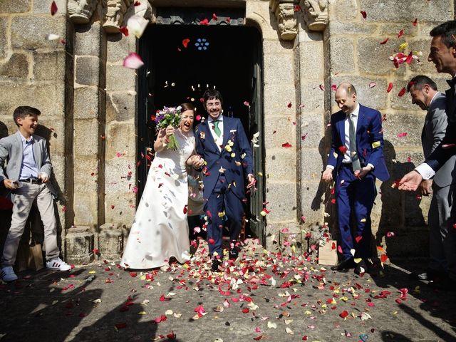 La boda de Pablo y Vane en Telleiro, A Coruña 14